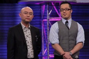 Justin Yang on Chinese dating show Fei Cheng Wu Rao (If You Are The One)